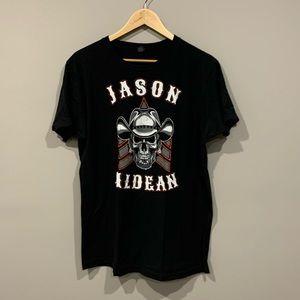 Jason Aldean Six String Circus 16' Concert T-Shirt